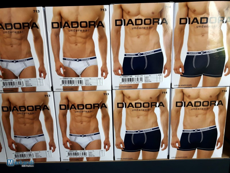 Boxer for men Diadora